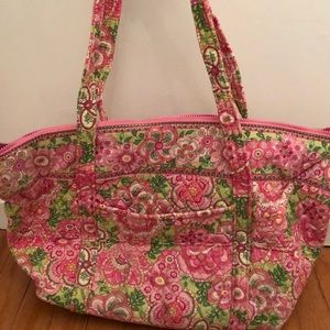 VeraBradley Tote-small stain at bottom (see photo)